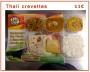 Thali crevettes